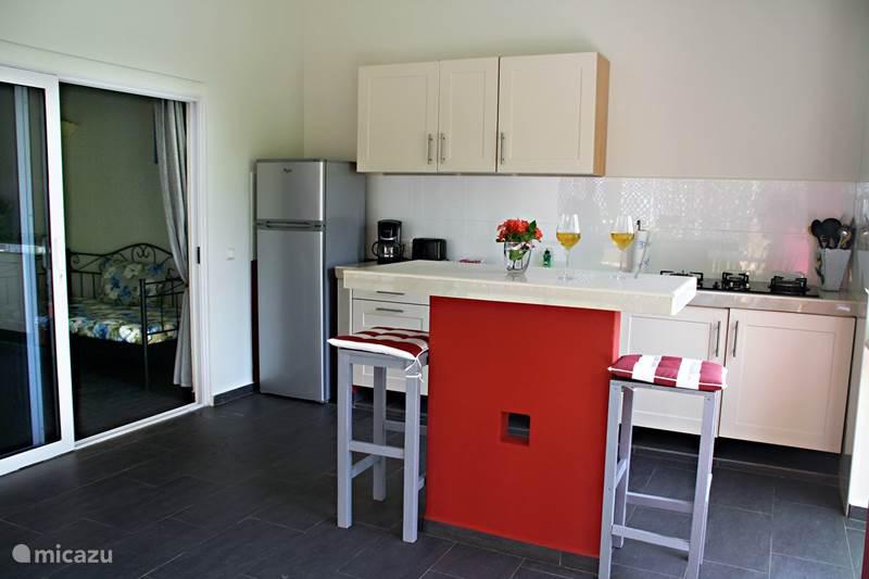 Vakantiehuis Curaçao, Banda Abou (west), Hofi Abou Appartement Don M