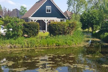 Vacation rental Netherlands, North Holland, Oudesluis holiday house Het Sluishuis