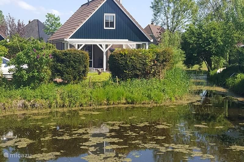 Vakantiehuis Nederland, Noord-Holland, Oudesluis Vakantiehuis Het Sluishuis