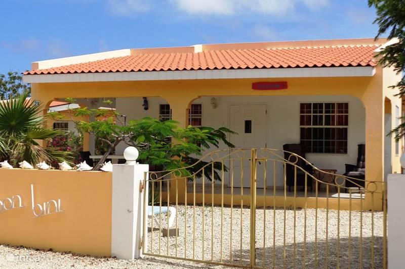 Vacation rental Bonaire, Bonaire, Kralendijk Bungalow Kas Pegapega