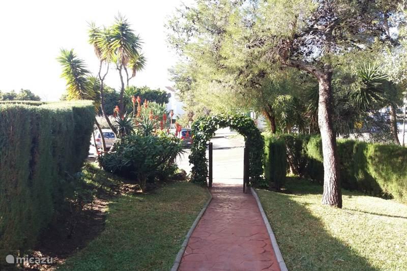 Vakantiehuis Spanje, Costa del Sol, Estepona Appartement Bermeja de la Virgen
