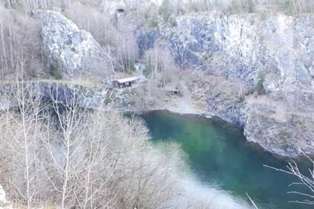 Bergmeertje bij Siedlinghausen