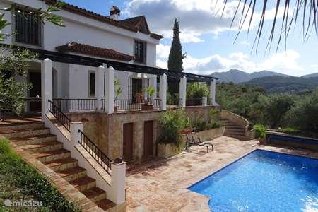 Vakantiehuis Spanje, Andalusië, Monda villa Finca La Cuesta