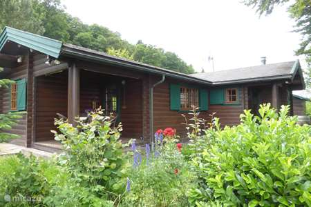 Vacation rental Germany, Sauerland, Diemelsee bungalow Norwegian bungalow