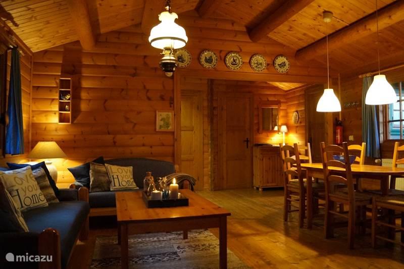 Vakantiehuis Duitsland, Sauerland, Diemelsee Bungalow Noorse bungalow