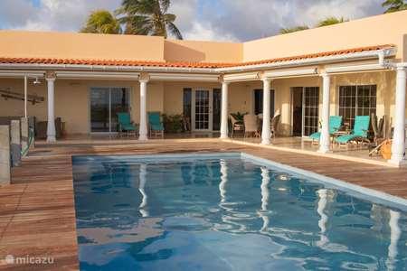 Vakantiehuis Bonaire – villa Villa Topaz