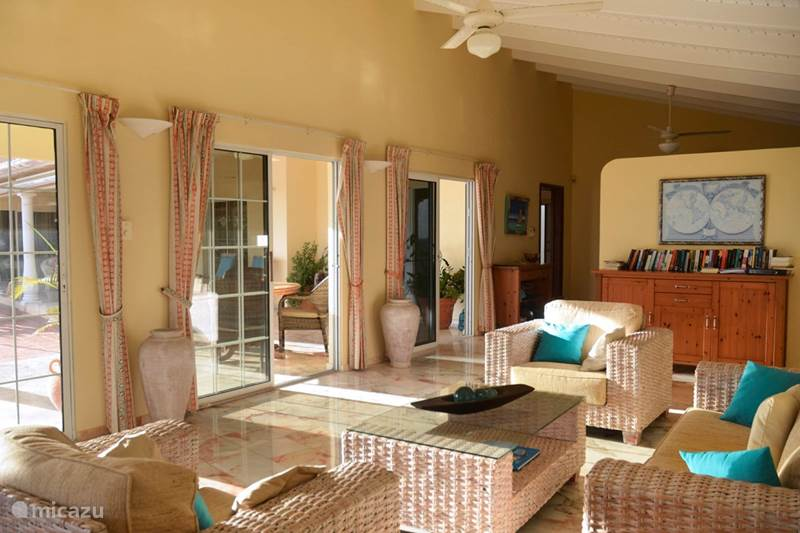 Vacation rental Bonaire, Bonaire, Santa Barbara Villa Villa Topaz