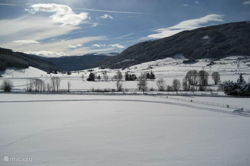 Vacation rental Austria, Salzburgerland, Mauterndorf Chalet PanoramaChalet Schneeweiss
