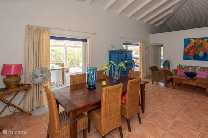Vacation rental Curaçao, Banda Abou (West), Coral-Estate Rif St.marie Villa Casablanca
