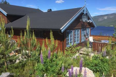 Vacation rental Norway – cabin / lodge Niche view