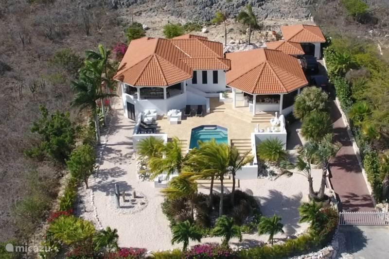 Vakantiehuis Curaçao, Banda Abou (west), Coral Estate, Rif St.Marie Villa Villa Casa Koral