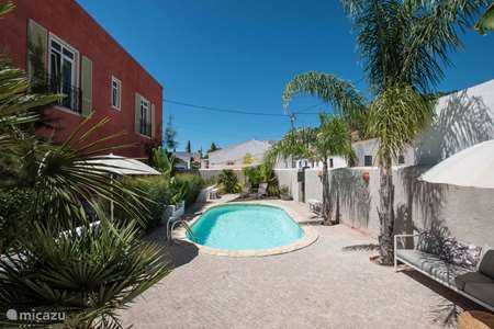 Vacation rental Portugal, Algarve, Santa Catarina da Fonte do Bispo holiday house Casa Bela Vida