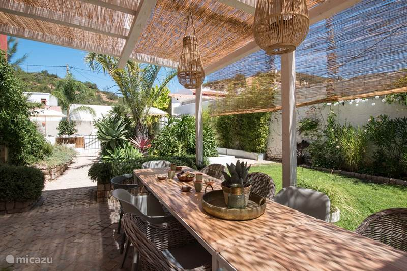 Vakantiehuis Portugal, Algarve, Santa Catarina da Fonte do Bispo Vakantiehuis Casa Bela Vida