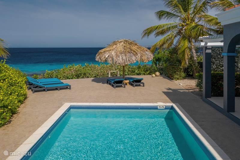 Vakantiehuis Bonaire, Bonaire, Sabadeco Villa Villa Blenchi aan zee