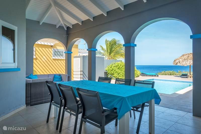 Ferienwohnung Bonaire, Bonaire, Sabadeco Villa Villa Blenchi am Meer