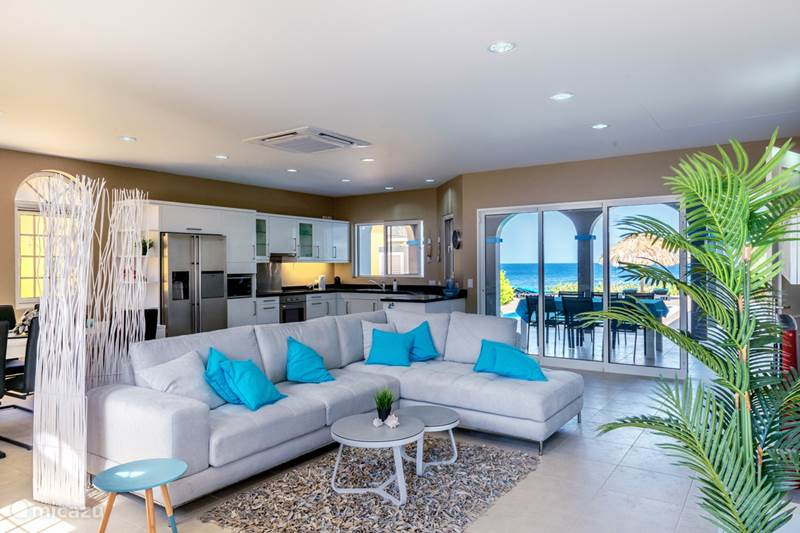 Vacation rental Bonaire, Bonaire, Sabadeco Villa Villa Blenchi by the sea