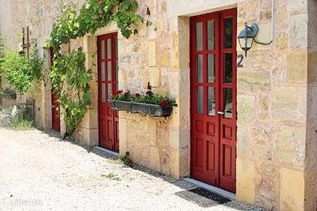 Vakantiehuis Frankrijk, Dordogne, Hautefort gîte / cottage Le Pavillon de St. Agnan, Gîte 2