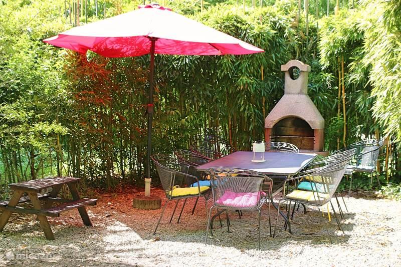Vacation rental France, Dordogne, Hautefort  Gîte / Cottage Le Pavillon de St. Agnan, Gîte 4