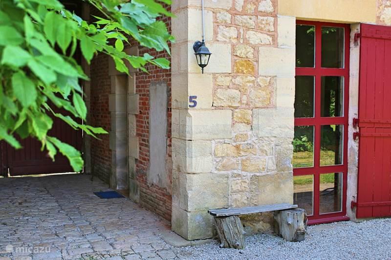 Vakantiehuis Frankrijk, Dordogne, Hautefort Gîte / Cottage Le Pavillon de St. Agnan Gîte 5