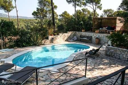 Ferienwohnung Spanien, Costa Brava, Tamariu villa Ca La Pepita