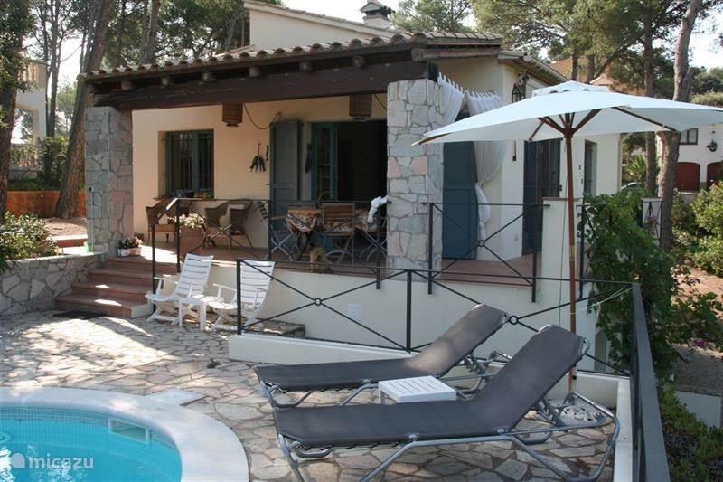 Vakantiehuis Spanje, Costa Brava, Tamariu Villa Ca La Pepita
