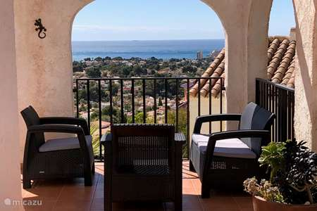 Vacation rental Spain, Costa Blanca, Calpe villa Calpe Private home