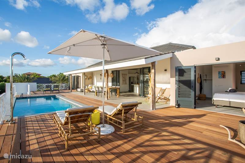 Vakantiehuis Curaçao, Banda Ariba (oost), Vista Royal Villa Tropical Sea Sight