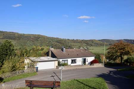 Vacation rental Germany, North Rhine Westphalia, Dedenborn holiday house Holiday home Blick auf Dedenborn