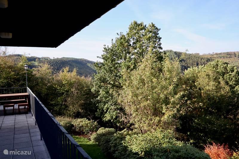 Vakantiehuis Duitsland, Noordrijn-Westfalen, Dedenborn Vakantiehuis Vakantiewoning Blick auf Dedenborn