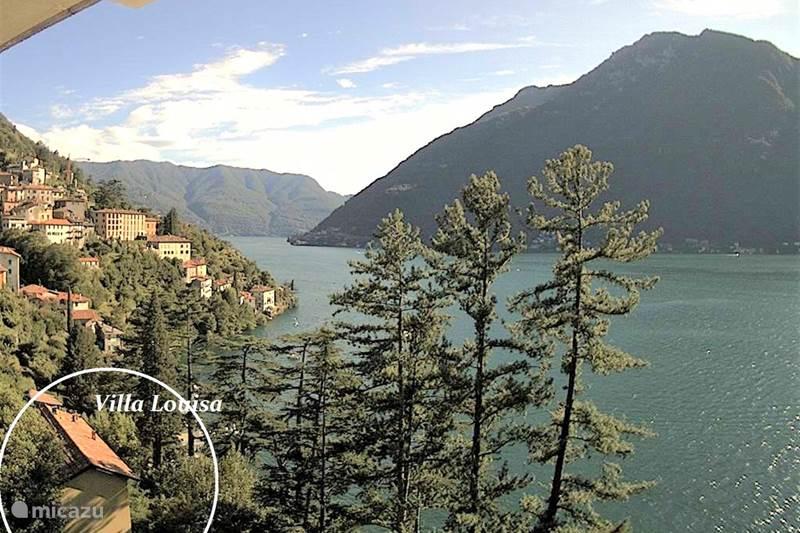 Vakantiehuis Italië, Lombardije, Nesso Villa Villa Louisa + Paradijstuin Comomeer