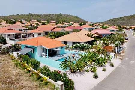 Vakantiehuis Curaçao, Banda Abou (west), Fontein villa Klein Fontein