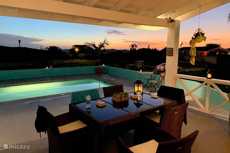 Ferienwohnung Curaçao, Banda Abou (West), Fontein Villa Klein Fontein