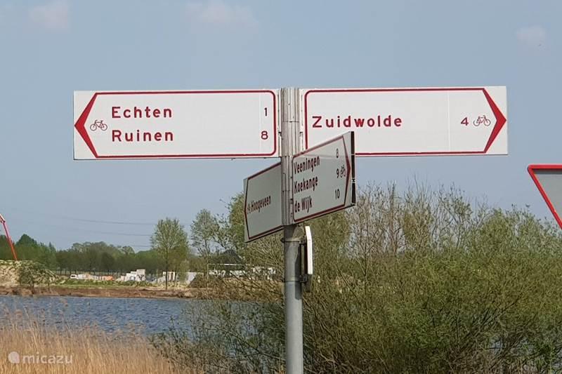 Vakantiehuis Nederland, Drenthe, Hoogeveen Villa White Swan