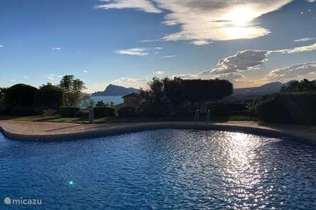 Vakantiehuis Spanje, Costa Blanca, Altea penthouse Prachtig penthouse in Altea Hills