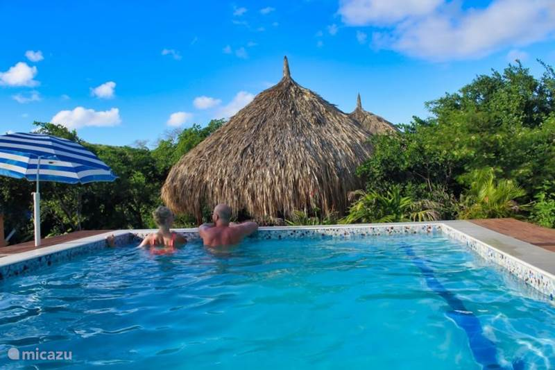 Vacation rental Curaçao, Banda Abou (West), Hofi Abou Apartment Palapino