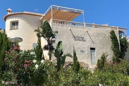 Vakantiehuis Spanje, Costa Blanca, Sanet Y Negrals villa Casa OntSpanje