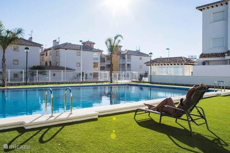 Vakantiehuis Spanje, Costa Blanca, La Marina del Pinet Appartement EL PINET BEACH APPARTEMENT