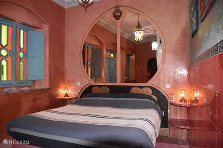 Vakantiehuis Marokko – bed & breakfast Kamer 1. Bab Ailen (Riad Aicha - M)