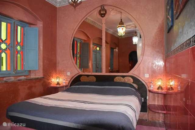 Ferienwohnung Marokko – bed & breakfast Raum 1. Bab Ailen (Riad Aicha - M)