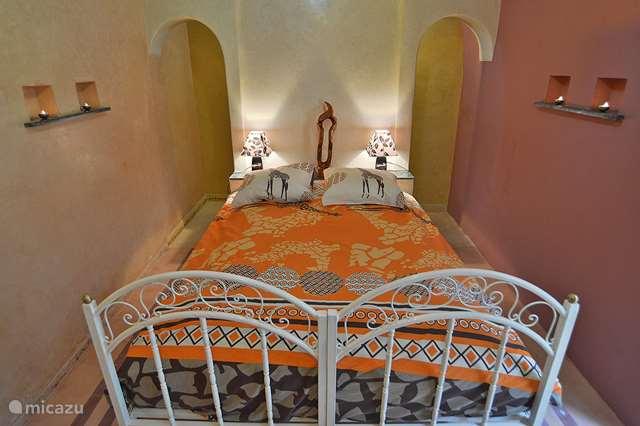 Ferienwohnung Marokko – bed & breakfast Room2. Mellah (Riad Aicha - M)