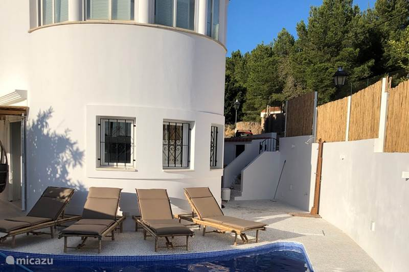 Vakantiehuis Spanje, Ibiza, Sant Josep de sa Talaia Vakantiehuis Casa Holy