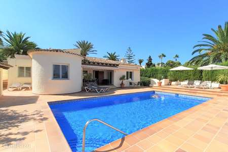 Vakantiehuis Spanje, Costa Blanca, Moraira villa Villa Moraira