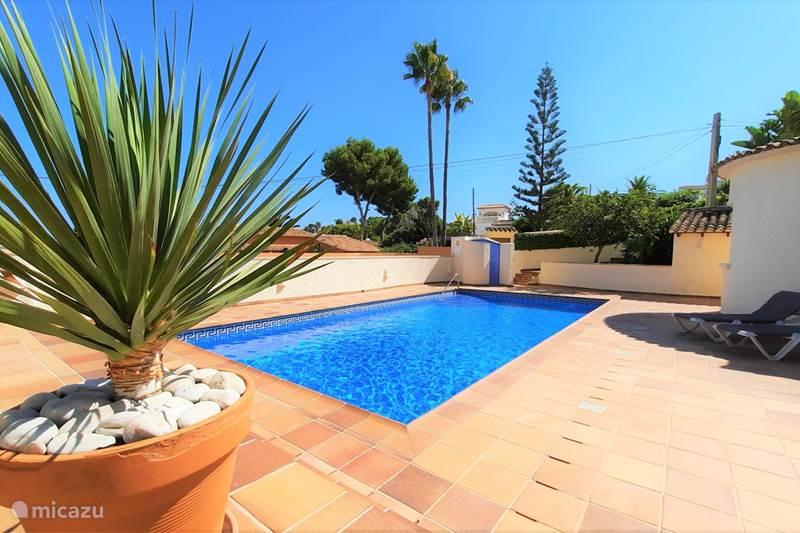 Vakantiehuis Spanje, Costa Blanca, Moraira Villa Villa Moraira in Moraira