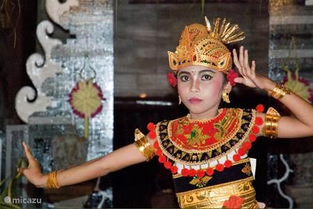 Balinese dans en muziek: