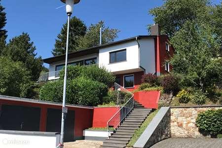 Vacation rental Germany, Eifel, Hellenthal holiday house Villa Im Bongert Nationalpark Eifel