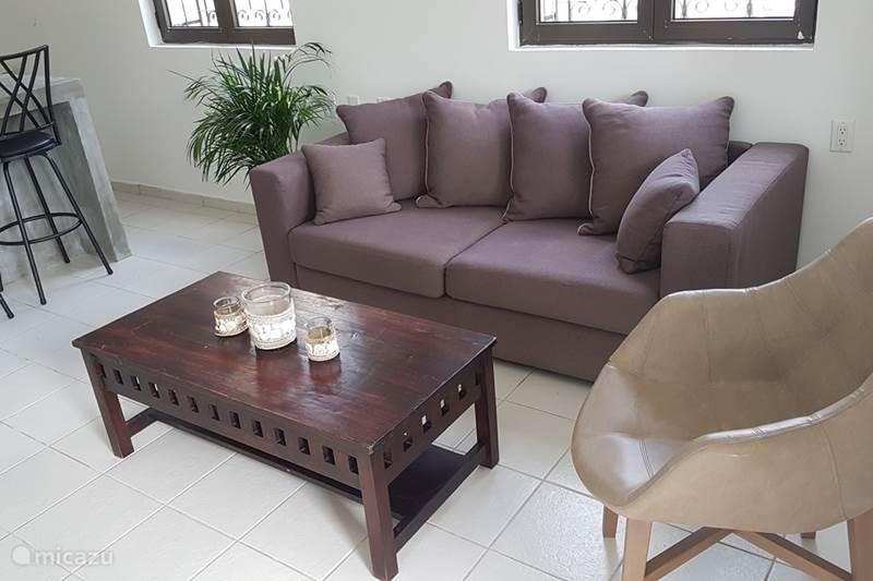 Vakantiehuis Curaçao, Curacao-Midden, Girouette Appartement Centraal tropisch appartement