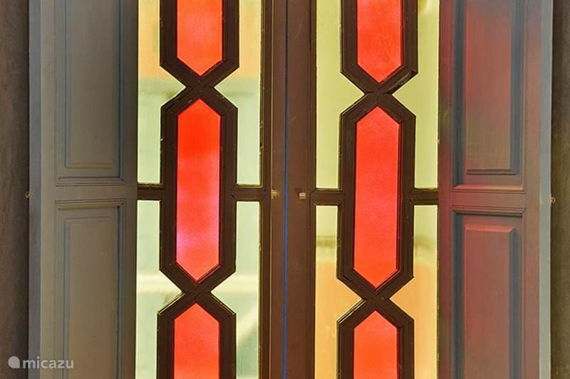 Vakantiehuis Marokko, Marrakech, Marrakech Bed & Breakfast Kamer 4. Gueliz (Riad Aicha M)