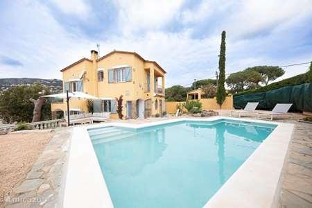 Vakantiehuis Spanje, Costa Brava, Calonge villa Villa Irene