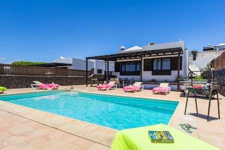 Vakantiehuis Spanje, Lanzarote, Puerto Del Carmen villa Villa Juanita Puerto del Carmen