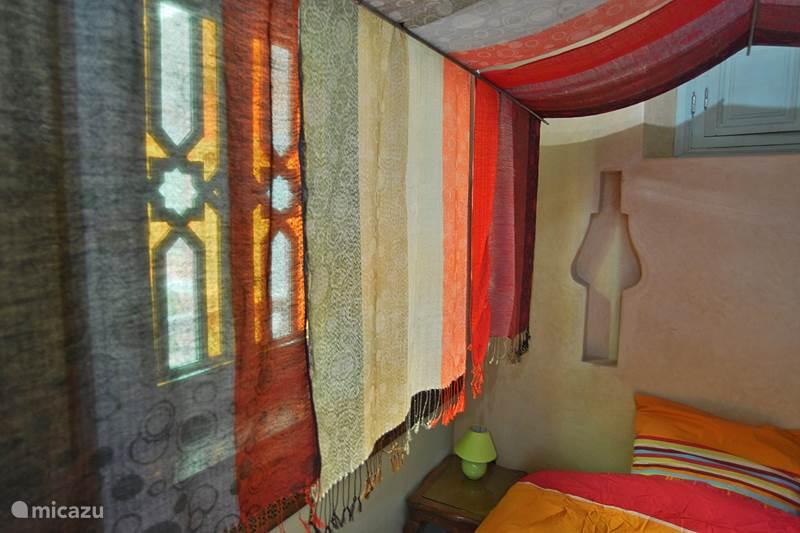 Vakantiehuis Marokko, Marrakech, Marrakech Bed & Breakfast Kamer 6. Medina (Riad Aicha M)
